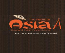 Incredible Asia